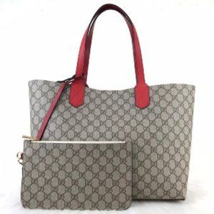 Gucci Supreme Tote Medium Bag  Brand New
